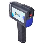 Портативный ручной маркиратор (принтер) G&G GG-HH1001B каплеструйный